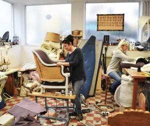 renovering av möbler