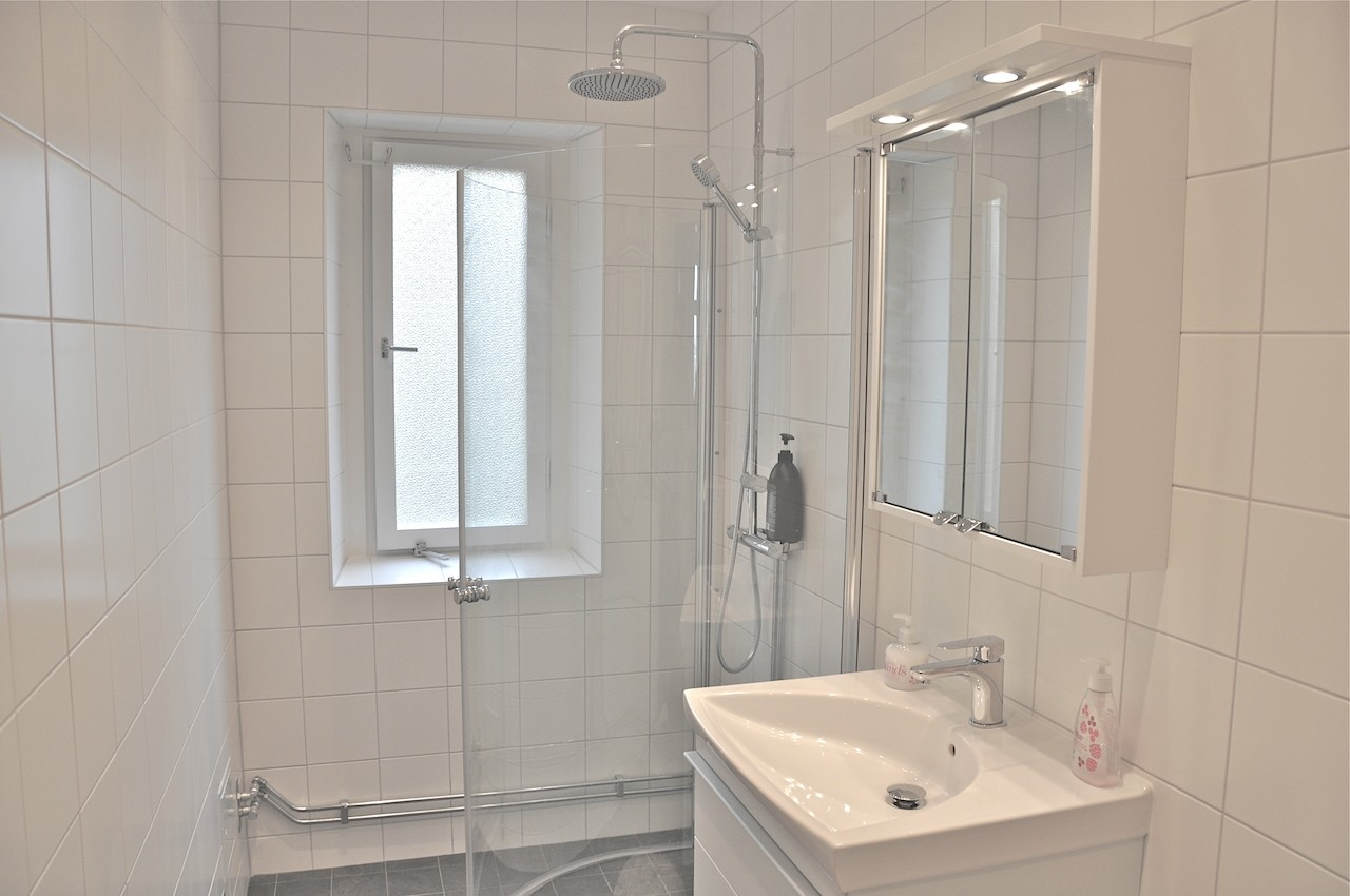 Inred ditt nyrenoverade badrum